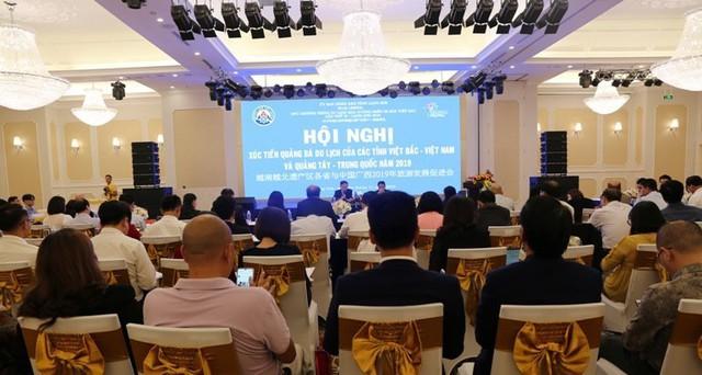 Xúc tiến quảng bá du lịch các tỉnh Việt Bắc (Việt Nam) và tỉnh Quảng Tây (Trung Quốc) - Ảnh 1.