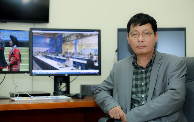 """Ông Vũ Nguyên Hùng: """"Liên hoan phim Việt Nam là một giải thưởng uy tín và danh giá"""" - Ảnh 1."""
