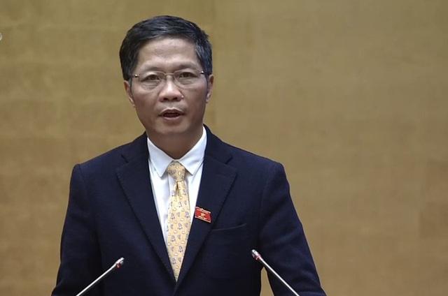 """Để Trung Quốc cài cắm """"đường lưỡi bò"""" trái phép vào hàng hóa Việt Nam, Đại biểu Quốc hội truy trách nhiệm Bộ trưởng Công thương  - Ảnh 1."""