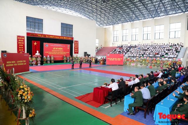 Trường Đại học Sư phạm TDTT Hà Nội - Ảnh 1.