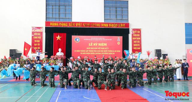 Trường Đại học Sư phạm TDTT Hà Nội - Ảnh 2.