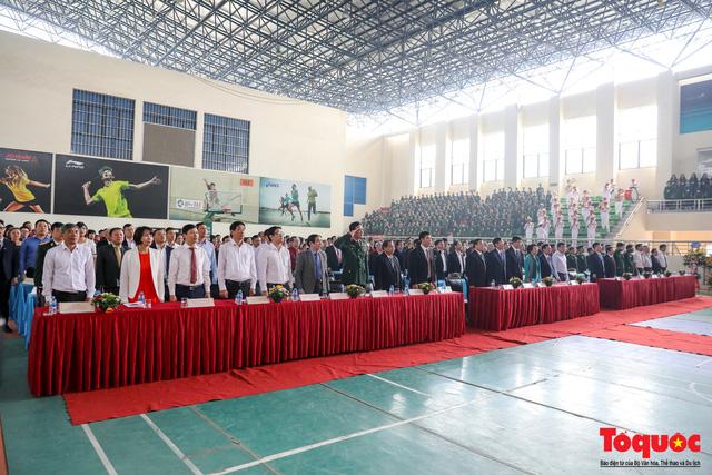 Trường Đại học Sư phạm TDTT Hà Nội - Ảnh 3.