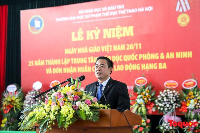 Trường Đại học Sư phạm TDTT Hà Nội - Ảnh 4.