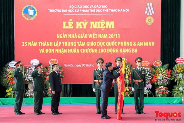 Trường Đại học Sư phạm TDTT Hà Nội - Ảnh 6.