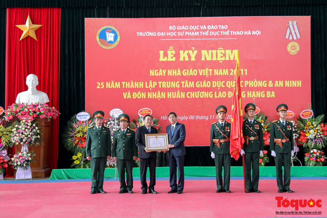 Trường Đại học Sư phạm TDTT Hà Nội - Ảnh 7.