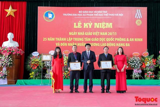 Trường Đại học Sư phạm TDTT Hà Nội - Ảnh 9.