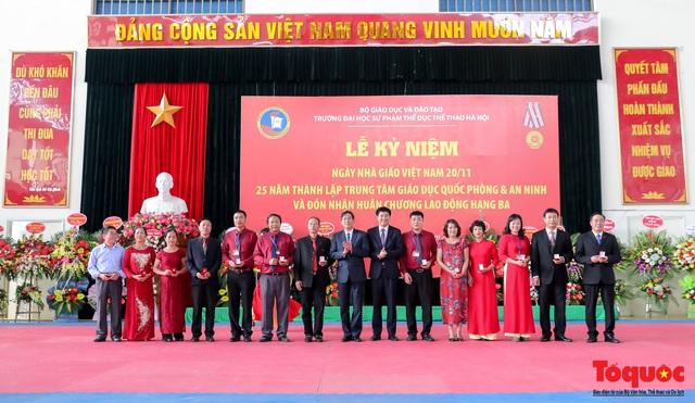Trường Đại học Sư phạm TDTT Hà Nội - Ảnh 10.