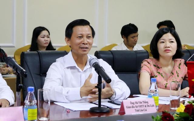 """Giám đốc Sở Văn hóa Thể thao và Du lịch tỉnh Lào Cai: """"Lào Cai đạt tốc độ tăng trưởng cao nhất khu vực Tây Bắc"""" - Ảnh 1."""