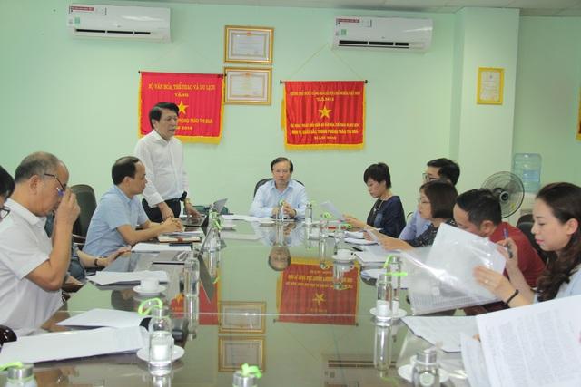 Thứ trưởng Tạ Quang Đông: Các nhà hát cần liên kết cùng nhau để tạo nên các chương trình có tiếng vang - Ảnh 1.