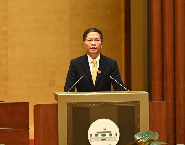 Bộ trưởng Trần Tuấn Anh: Nhà nước đang độc quyền trong truyền tải điện... - Ảnh 1.