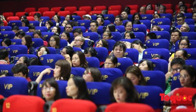 Khai mạc Tuần phim Chào mừng Liên hoan phim Việt Nam lần thứ XXI  - Ảnh 9.