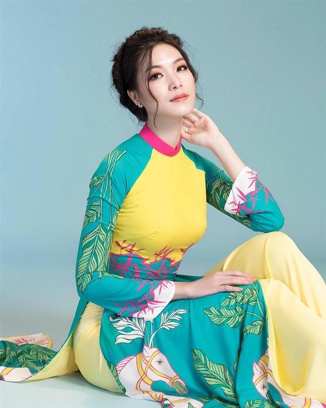 Bất ngờ với lý do Thùy Dung không được tham dự các cuộc thi Hoa hậu Hoàn vũ  - Ảnh 1.