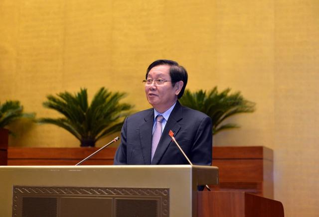 """Bộ trưởng Lê Vĩnh Tân: """"Tôi hơn mười năm làm lãnh đạo từ cấp tỉnh trở lên chưa có bản tự kiểm điểm nào"""" - Ảnh 2."""