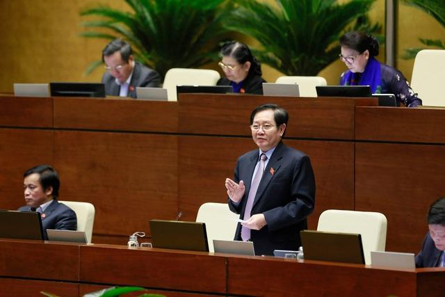 """Bộ trưởng Lê Vĩnh Tân: """"Có những đồng chí vi phạm về tiêu chuẩn tuyển dụng, bổ nhiệm thì nay đã là cán bộ cấp cao rồi""""  - Ảnh 1."""