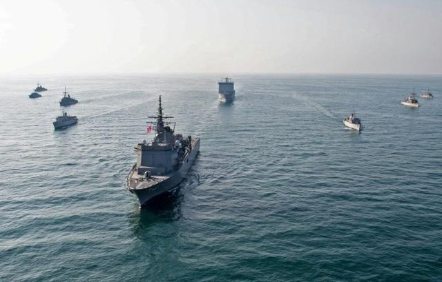 """Liên minh Mỹ chính thức """"động binh"""" tại vùng Vịnh: Cảnh báo mạnh với thế lực Iran? - Ảnh 1."""
