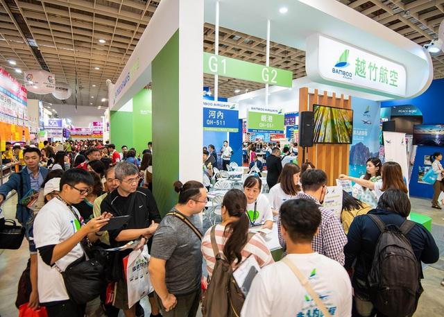 Sức hút nổi bật của Bamboo Airways tại Hội chợ Du lịch quốc tế Đài Bắc 2019 - Ảnh 4.