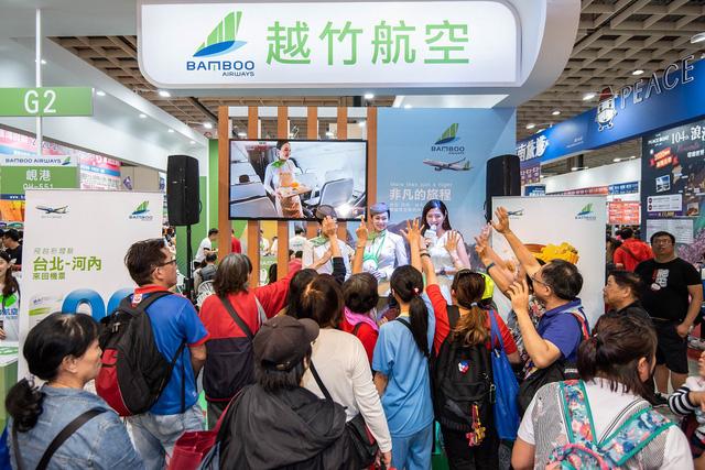 Sức hút nổi bật của Bamboo Airways tại Hội chợ Du lịch quốc tế Đài Bắc 2019 - Ảnh 5.