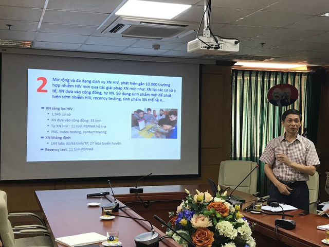 Việt Nam đang cách rất xa mục tiêu kết thúc dịch HIV/AIDS - Ảnh 1.