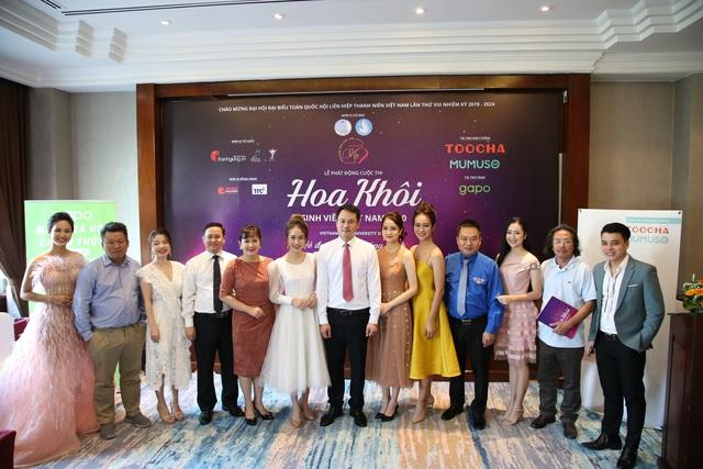 Cuộc thi Hoa khôi Sinh viên Việt Nam 2020 tôn vinh Vẻ đẹp của sự thông minh - Ảnh 1.