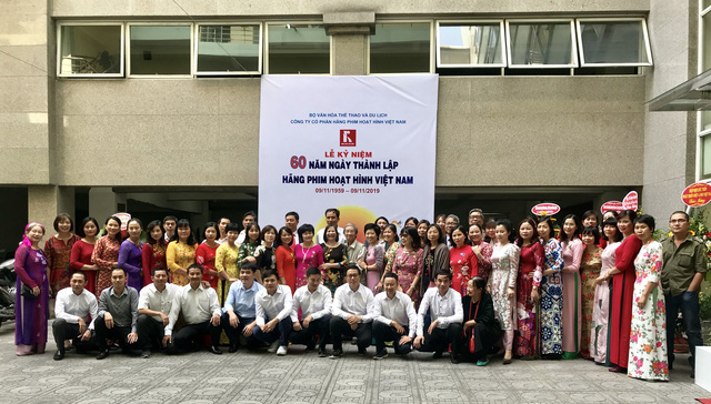 Nhiều bộ phim hoạt hình được các thế hệ trẻ em Việt Nam yêu thích và đón nhận nồng nhiệt - Ảnh 3.
