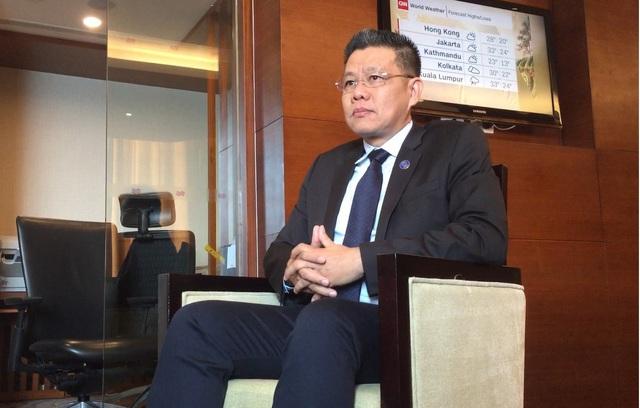"""Chủ tịch Liên đoàn bóng đá Đông Nam Á: """"Bóng đá Việt Nam là tấm gương cho các nước học hỏi"""" - Ảnh 1."""