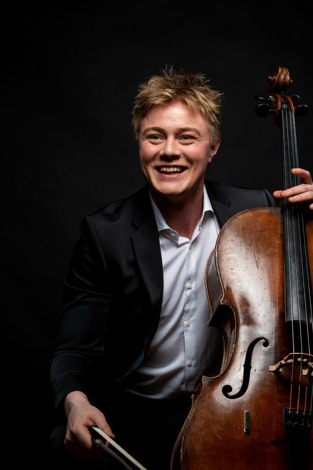 Nghệ sĩ cello tài năng của Đan Mạch Jonathan Swensen sẽ biểu diễn tại Việt Nam - Ảnh 3.