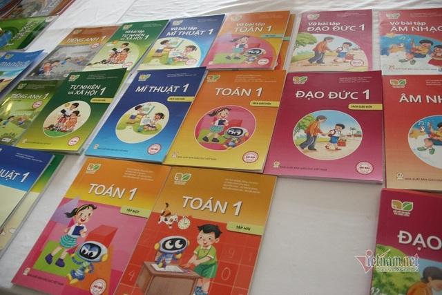 Tận mục sở thị 4 bộ sách giáo khoa lớp 1 chuẩn bị cho chương trình giáo dục phổ thông mới - Ảnh 15.