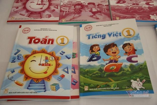 Tận mục sở thị 4 bộ sách giáo khoa lớp 1 chuẩn bị cho chương trình giáo dục phổ thông mới - Ảnh 4.