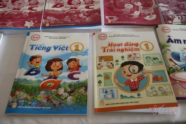 Tận mục sở thị 4 bộ sách giáo khoa lớp 1 chuẩn bị cho chương trình giáo dục phổ thông mới - Ảnh 3.