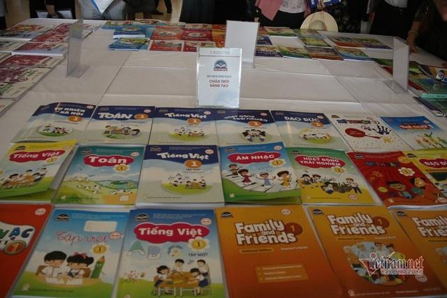 Tận mục sở thị 4 bộ sách giáo khoa lớp 1 chuẩn bị cho chương trình giáo dục phổ thông mới - Ảnh 7.