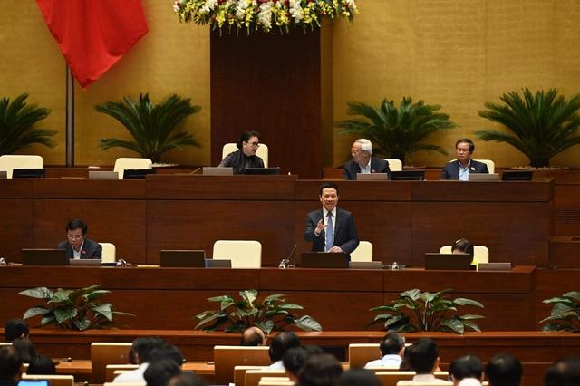 """Bộ trưởng Nguyễn Mạnh Hùng: """"Sẽ xây dựng trung tâm tiếp nhận phản ánh các thông tin sai, xấu"""" - Ảnh 1."""