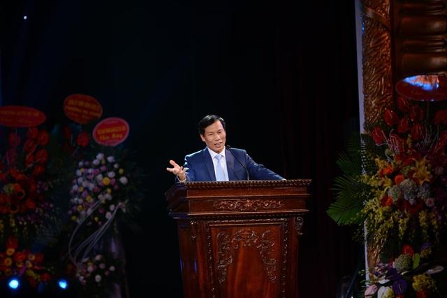 Bộ trưởng Nguyễn Ngọc Thiện đánh giá cao vai trò của công ty Động Lực với những đóng góp cho thể thao Việt Nam - Ảnh 1.