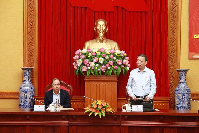Bộ Công an gặp mặt các Trưởng Cơ quan đại diện ngoại giao Việt Nam ở nước ngoài - Ảnh 1.