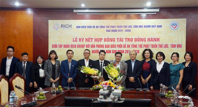 Tổng cục TDTT phối hợp triển khai đề án tổng thể phát triển thể lực, tầm vóc người Việt - Ảnh 1.