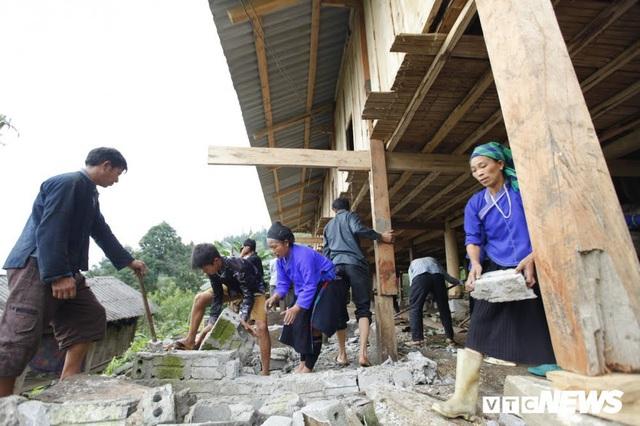Hành trình thần tốc xây hàng ngàn ngôi nhà cho người nghèo, người có công ở Hà Giang - Ảnh 4.