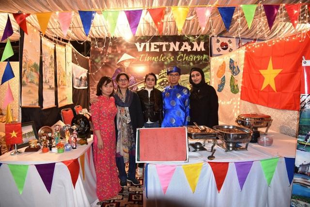 Việt Nam tham dự Liên hoan Văn hóa và Ẩm thực quốc tế 2019 tại Pakistan - Ảnh 1.