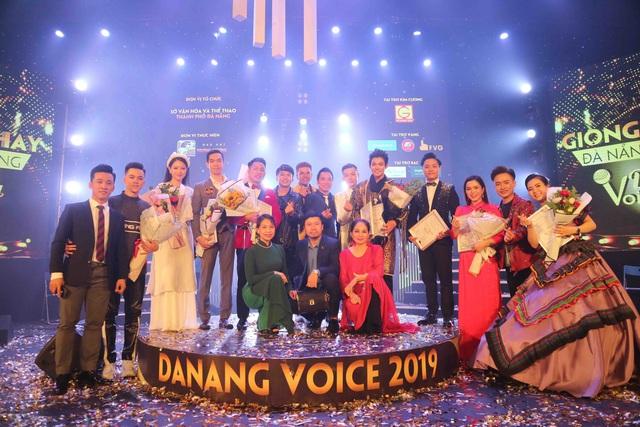 """Chàng trai đến từ Hà Nội giành quán quân """"Giọng hát hay Đà Nẵng mở rộng – Da Nang Voice 2019"""" - Ảnh 6."""