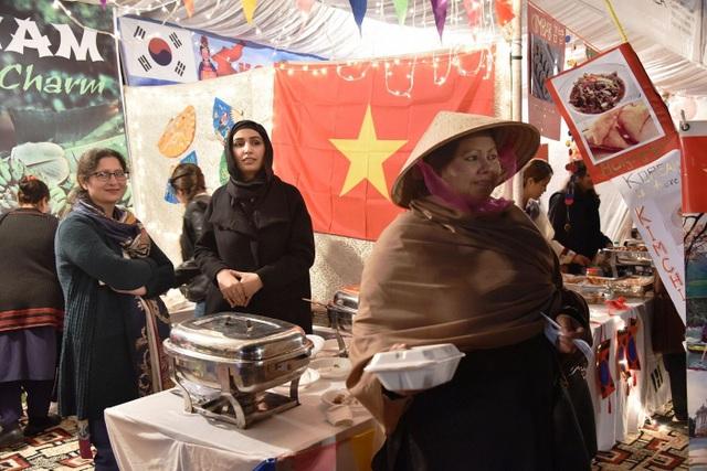 Việt Nam tham dự Liên hoan Văn hóa và Ẩm thực quốc tế 2019 tại Pakistan - Ảnh 2.
