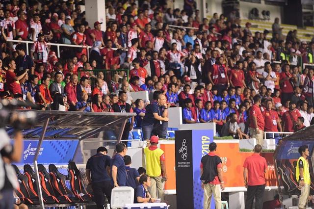 """Đè bẹp U22 Indonesia, U22 Việt Nam bước lên ngôi """"vua"""" SEA Games 30 - Ảnh 2."""