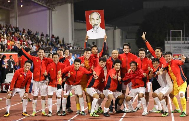 """HLV Park Hang-seo: """"Chức vô địch Đông Nam Á, đặc biệt là SEA Games là giấc mơ của tôi khi mới được bổ nhiệm"""" - Ảnh 1."""