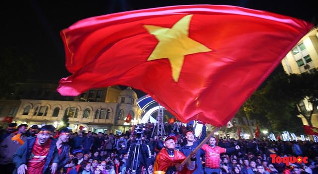 Tinh thần Việt Nam, Ý chí Việt Nam lan tỏa từ một kỳ SEA Games thành công nhất trong lịch sử thể thao nước nhà - Ảnh 2.