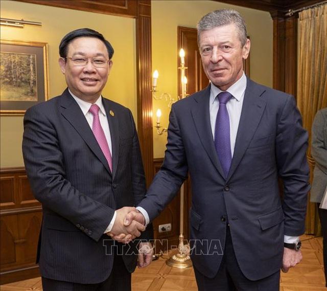 Nga- Việt nhất trí tham gia các dự án năng lượng mới - Ảnh 1.