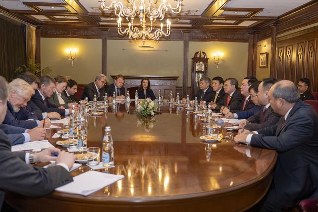Nga- Việt nhất trí tham gia các dự án năng lượng mới - Ảnh 2.