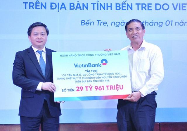VietinBank đồng hành nâng cao chất lượng dịch vụ Ngành Y tế - Ảnh 1.