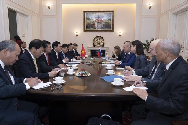 Nga- Việt nhất trí tham gia các dự án năng lượng mới - Ảnh 3.
