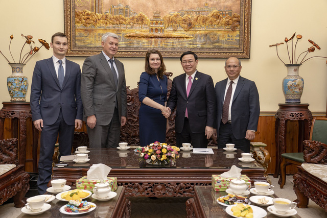 Nga- Việt nhất trí tham gia các dự án năng lượng mới - Ảnh 4.
