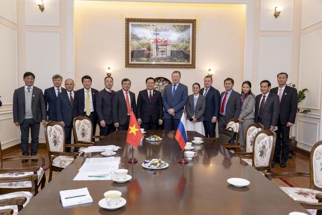 Nga- Việt nhất trí tham gia các dự án năng lượng mới - Ảnh 5.