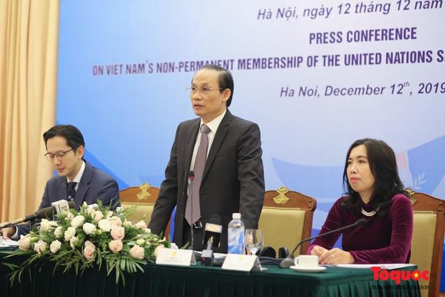Thế giới mong muốn Việt Nam đóng góp ở vai trò Uỷ viên không thường trực HĐBA - Ảnh 2.
