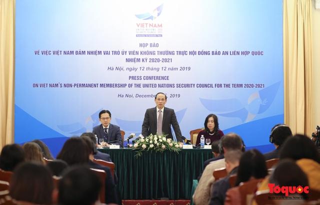 Thế giới mong muốn Việt Nam đóng góp ở vai trò Uỷ viên không thường trực HĐBA - Ảnh 1.