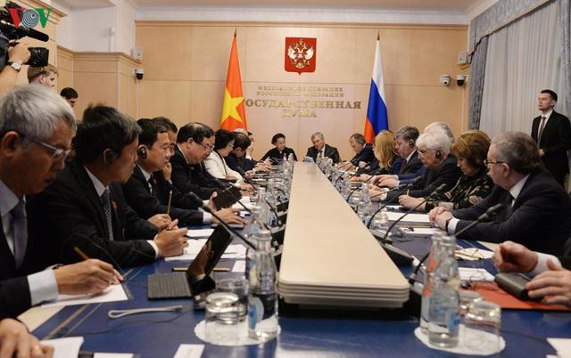 Việt Nam-Liên bang Nga: Cùng củng cố nền tảng pháp lý của quan hệ song phương - Ảnh 1.